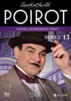 Cover image for Agatha Christie's Poirot. Series 13.