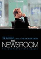 Cover image for The newsroom. The complete first season