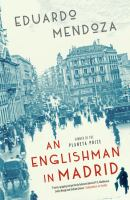 Cover image for An Englishman in Madrid