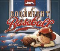 Cover image for Goodnight baseball