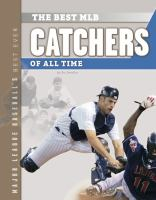 Cover image for The best MLB catchers of all time