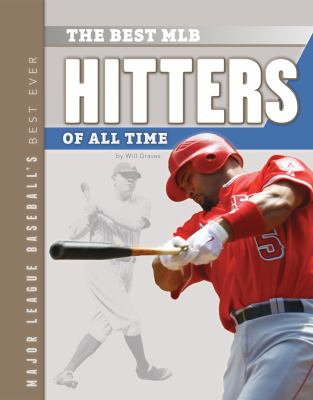 Cover image for The best MLB hitters of all time