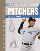 Cover image for The best MLB pitchers of all time