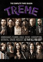 Cover image for Treme. The complete third season.
