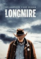 Cover image for Longmire. the complete first season.