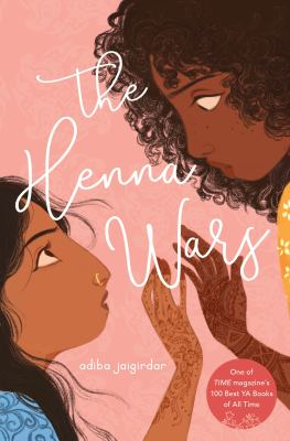 Cover image for The henna wars