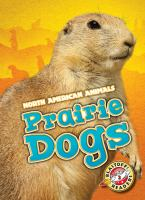 Cover image for Prairie dogs