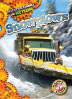 Cover image for Snowplows