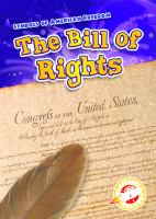 Cover image for The Bill of Rights