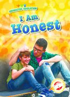 Cover image for I am honest