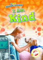 Cover image for I am kind