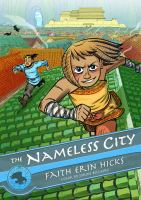Cover image for The Nameless City