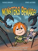 Cover image for Monsters beware!
