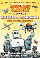 Cover image for Robots and drones : past, present, and future