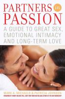 Cover image for Partners in passion : a guide to great sex, emotional intimacy and long-term love