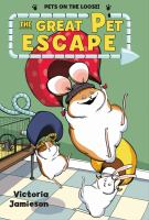 Cover image for The great pet escape