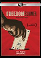 Cover image for Freedom summer