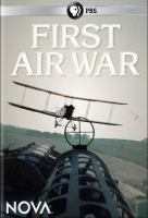 Cover image for First air war