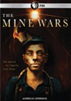 Cover image for The mine wars