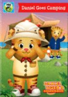 Cover image for Daniel Tiger's neighborhood. Daniel goes camping