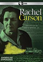 Cover image for Rachel Carson
