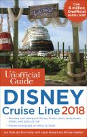 Cover image for The unofficial guide to Disney Cruise Line 2018