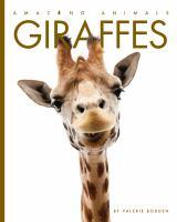 Cover image for Giraffes