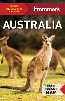 Cover image for Frommer's Australia