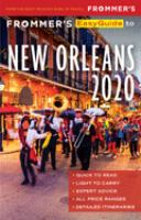 Cover image for Frommer's easyguide to New Orleans.