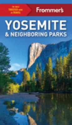 Cover image for Frommer's Yosemite & neighboring parks