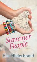Cover image for Summer people