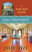 Cover image for Grace interrupted