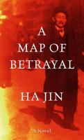Cover image for A map of betrayal