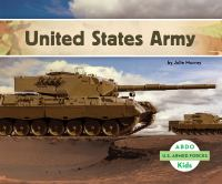Cover image for United States Army