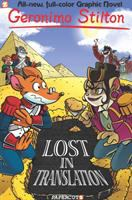 Cover image for Geronimo Stilton : Lost in translation