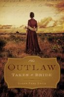 Cover image for The outlaw takes a bride