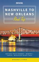 Cover image for Moon Nashville to New Orleans road trip.