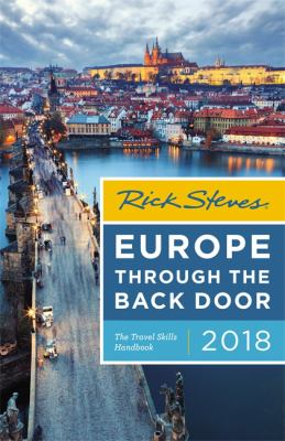 Cover image for Europe through the back door