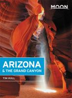 Cover image for Moon Arizona & the Grand Canyon.