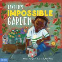 Cover image for Jayden's impossible garden