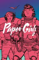 Cover image for Paper girls. 2
