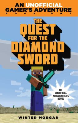 Cover image for The quest for the diamond sword
