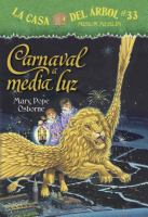 Cover image for Carnaval a media luz