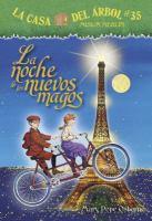 Cover image for La noche de los nuevos magos
