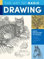 Cover image for The art of basic drawing