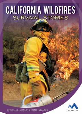 Cover image for California wildfires survival stories
