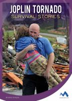 Cover image for Joplin tornado survival stories