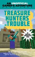 Cover image for Treasure hunters in trouble