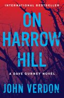 Cover image for On Harrow Hill