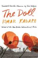 Cover image for The doll